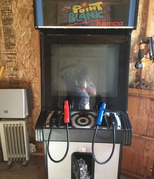 Point blank video game Namco stand up coin op for Sale in Port Orchard, WA