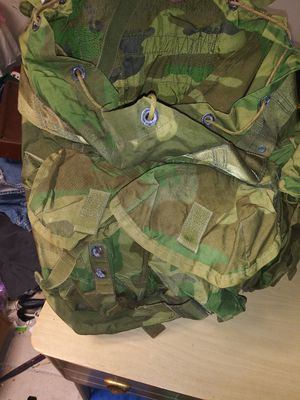 Duffle bag bookbag backpack tactical for Sale in Redford Charter Township, MI