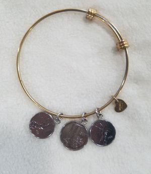Bronzo Italia expandable charm bracelet for Sale in Albemarle, NC