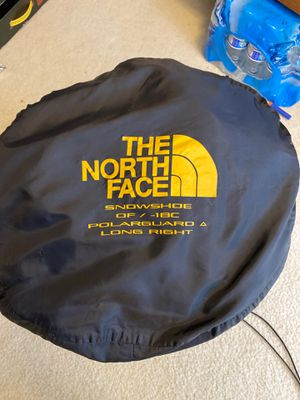 The North Face 0 degree sleeping bag for Sale in Snohomish, WA