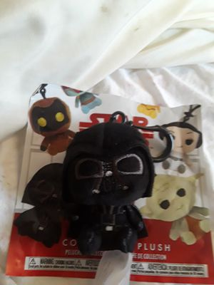 Darth Vadar Mystery Mini Collectable New Keyring for Sale in Glendale, CA