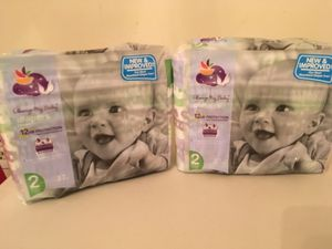 Size 2 diapers for Sale in North Springfield, VA