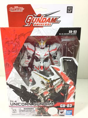 Gundam Universe GU-03 RX-0 Unicorn Gundam for Sale in Auburn, WA