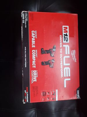 Milwaukee m12 Fuel for Sale in Scarsdale, NY