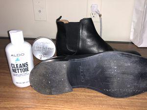 Black Aldo Boots for Sale in Orlando, FL
