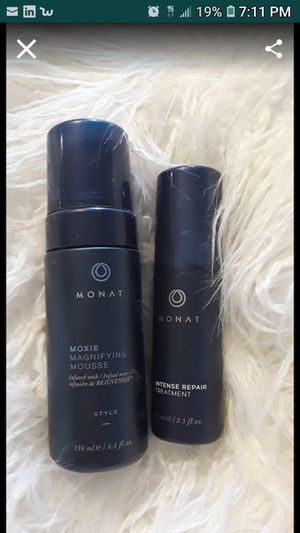 Monat hair products for Sale in Acton, IN