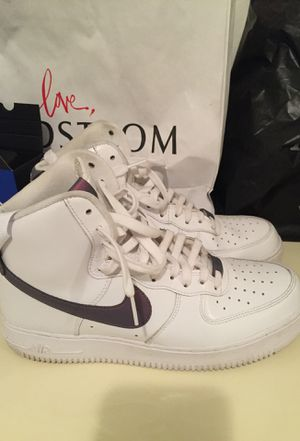 Nike forces size 10 for Sale in FL, US