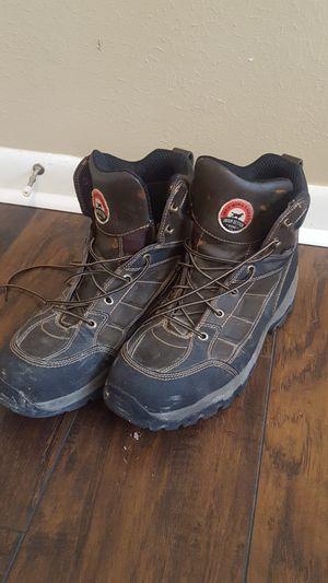 Irish setter steel toe work boots for Sale in Austin, TX
