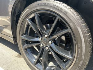 Goodyear Eagle Sport tires. W/ Rims (245 45 r 20) for Sale in Fresno, CA