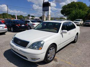 2001 Lexus LS 430 for Sale in San Antonio, TX