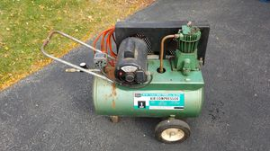 Sears vintage belt driven air compressor for Sale in Ontarioville, IL
