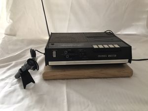 vintage channel master radio cassette recorder 6312 for Sale in Yucaipa, CA