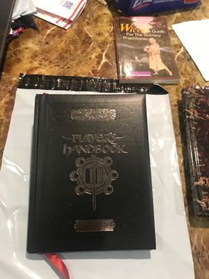 Dungeons and Dragons - player handbook for Sale in Dunedin, FL