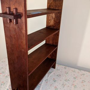 Small Arts And Crafts Bookshelf for Sale in Lake Oswego, OR