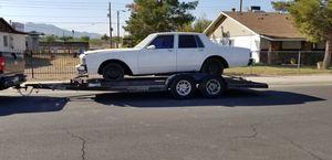 Car hauler trailer for Sale in Phoenix, AZ
