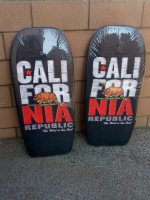 2 New Bodyboards for sell for Sale in Alhambra, CA