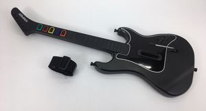RedOctane PS2/PS3 Wireless Kramer Guitar 95119.805 No Dongle CLEANED & TESTED for Sale in Hamilton Township, NJ