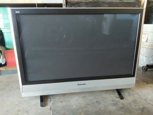 "Panasonic 42"" plasma HDTV for Sale in Redlands, CA"