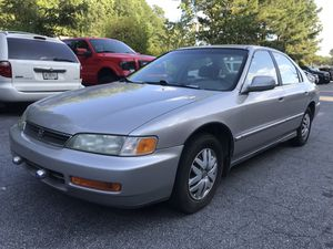 97 Honda Accord very clean for Sale in Roswell, GA