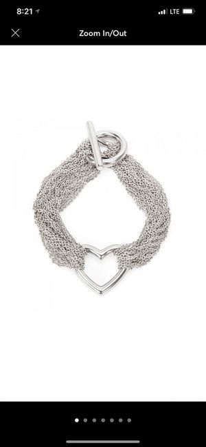 Tiffany & Co. Antique Heart Bracelet for Sale in Tampa, FL