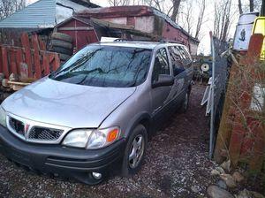 2004 Pontiac Montana mini van for Sale in Gainesboro, TN