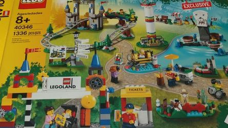 Legoland Park Complete Lego Set for Sale in Winter Haven, FL