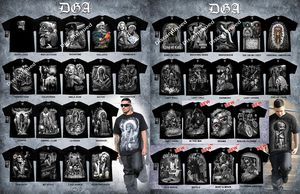 DGA David Gonzales Lowrider Chicano Art T Shirt for Sale in Los Angeles, CA
