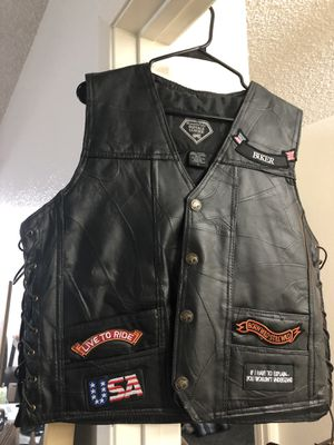 Motorcycle jacket size Large for Sale in Covina, CA