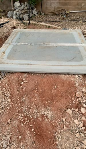 7x7 hot tub ground pad. for Sale in Las Vegas, NV