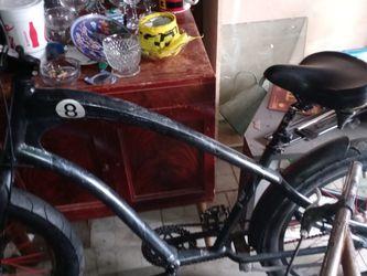 Custom Stream Ride Chopper Style Bike for Sale in Pasadena,  TX