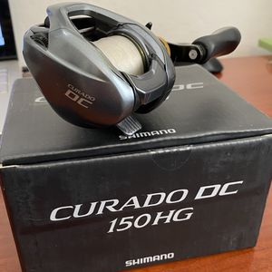 Shimano Curado DC 150HG Reel for Sale in Queen Creek, AZ