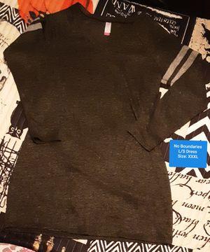 No Boundaries 3XL TShirt Dress for Sale in Ripley, WV