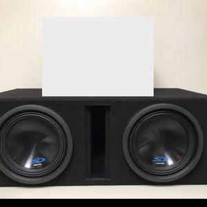 Car Audio Subwoofers for Sale in San Diego, CA