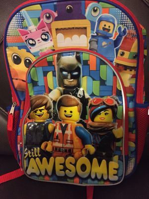 LEGO movie backpack for Sale in Bell, CA