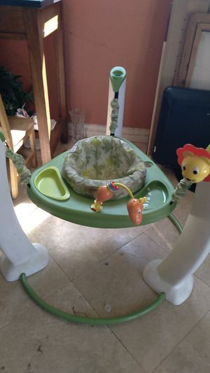Free Baby bouncer good condition a little bit dirty but it's good for Sale in Stanton, CA