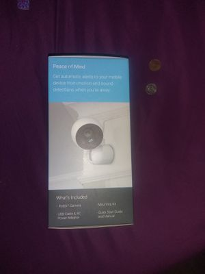 Brand New wifi camera for Sale in Phoenix, AZ