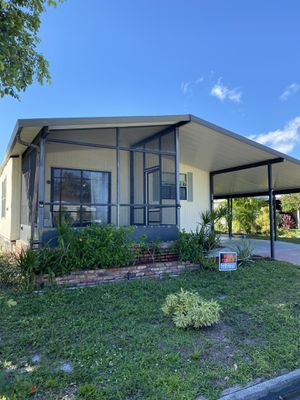 Mobile home double 2 bath 2 bed for Sale in West Palm Beach, FL