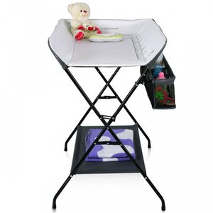 Baby Storage Folding Diaper Changing Table for Sale in El Monte, CA
