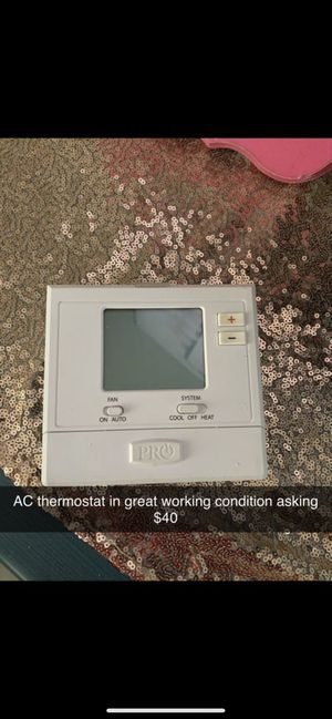 A/C Thermostat for Sale in Houston, TX