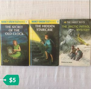 Nancy Drew Books & The Hardy Boys Book for Sale in Torrance, CA