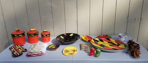 Chili Pepper kitchen collection for Sale in Puyallup, WA