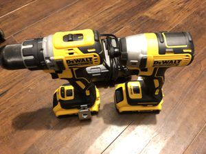 Dewalt XR drill kit for Sale in Garden Grove, CA