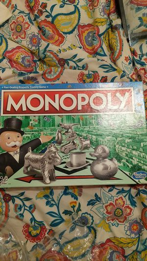 Games Monopoly-Chess for Sale in Garden Grove, CA
