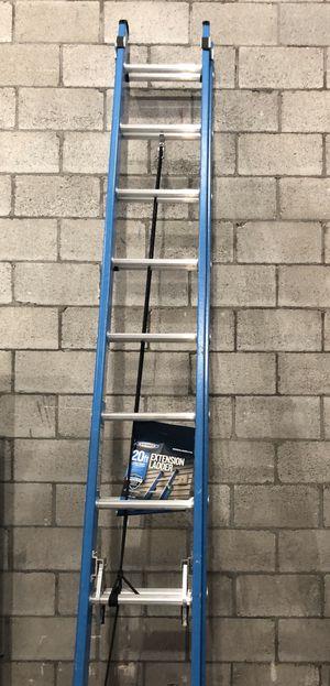 Fiberglass Extension Ladder for Sale in Medley, FL