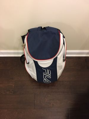Fila backpack for Sale in Capitol Heights, MD