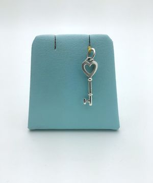 Tiffany & Co Heart Key Charm for Sale in Upland, CA