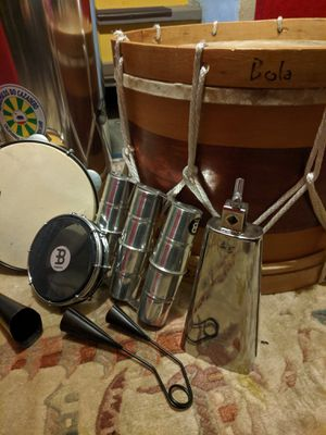 Assorted Brazilian percussion for Sale in Portland, OR