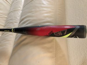 Louisville slugger bat prime 917 for Sale in Sacramento, CA