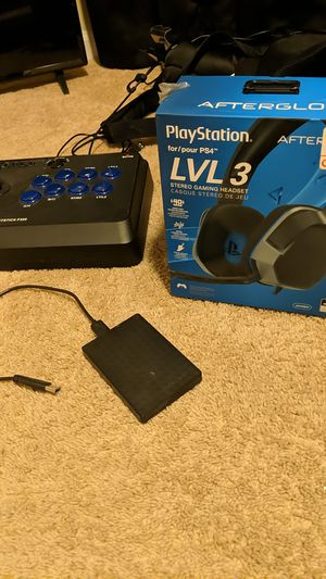 PS4 accessories for Sale in Garner, NC