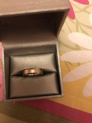 Ring 14 k White gold for Sale in Woodbridge, VA